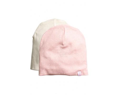 Комплект из двух шапок для девочек