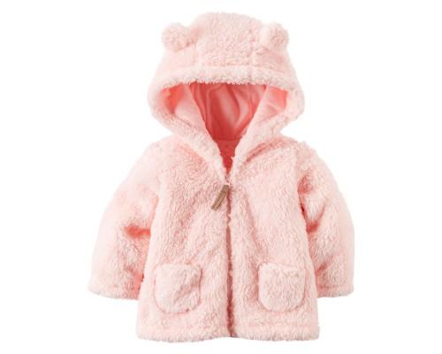 Тёплая кофточка для девочки