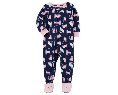 Слип-пижама для девочки