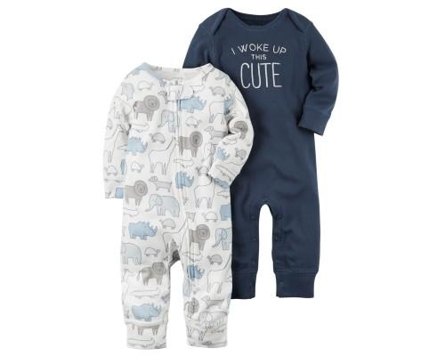 Слип-пижамы для мальчика